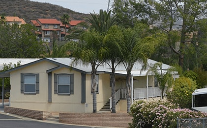 MH Realty Sells Lakeside California Manufactured Homes
