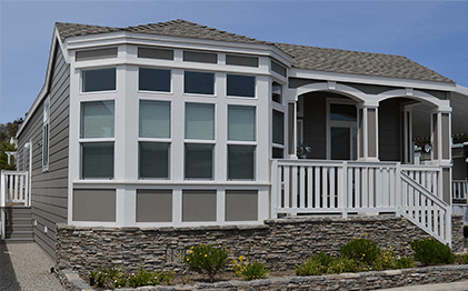 Oceanside mobile homes by MH Realty Associates