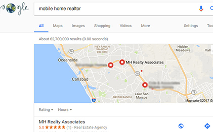 Mobile Home Realtor®